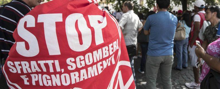 Sgomberi: cooperative sociali indisponibili alla «caccia all'occupante»