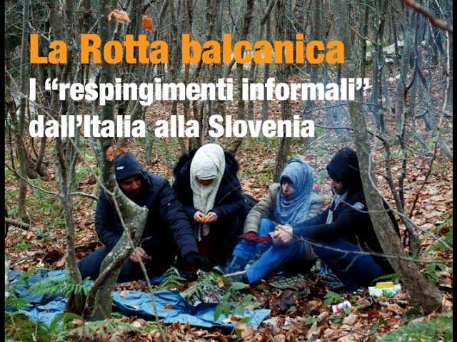 """Le """"riammissioni informali"""" dall'Italia alla Slovenia"""